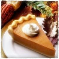 Pumpkin Pie using Essential Oils